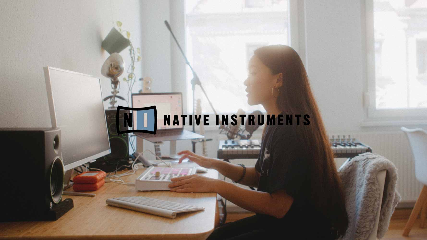 Native Instruments saltyyy v Maschine tutorial